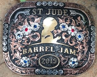 Barrel Jam for St. Jude