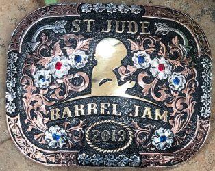 Barrel Jam for St. Jude